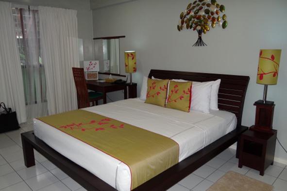 Raintree King Room