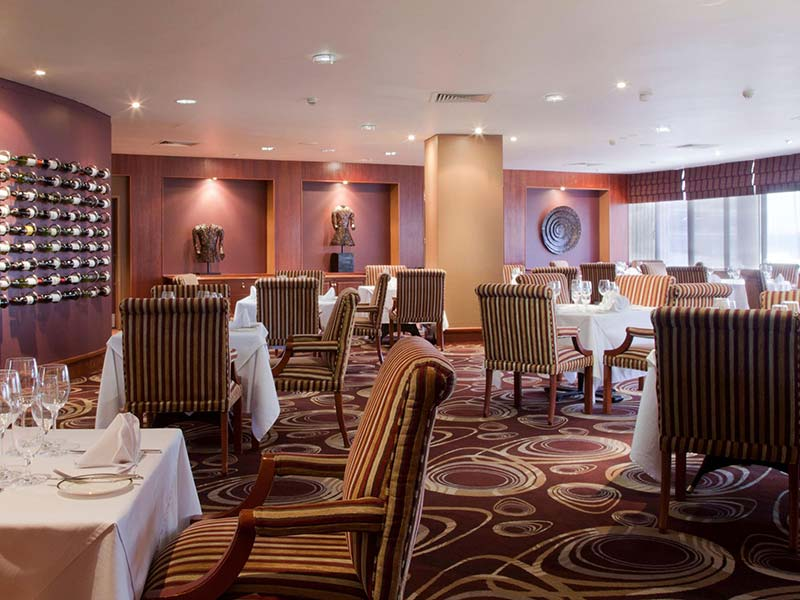Crown Hotel Rapala Restaurant