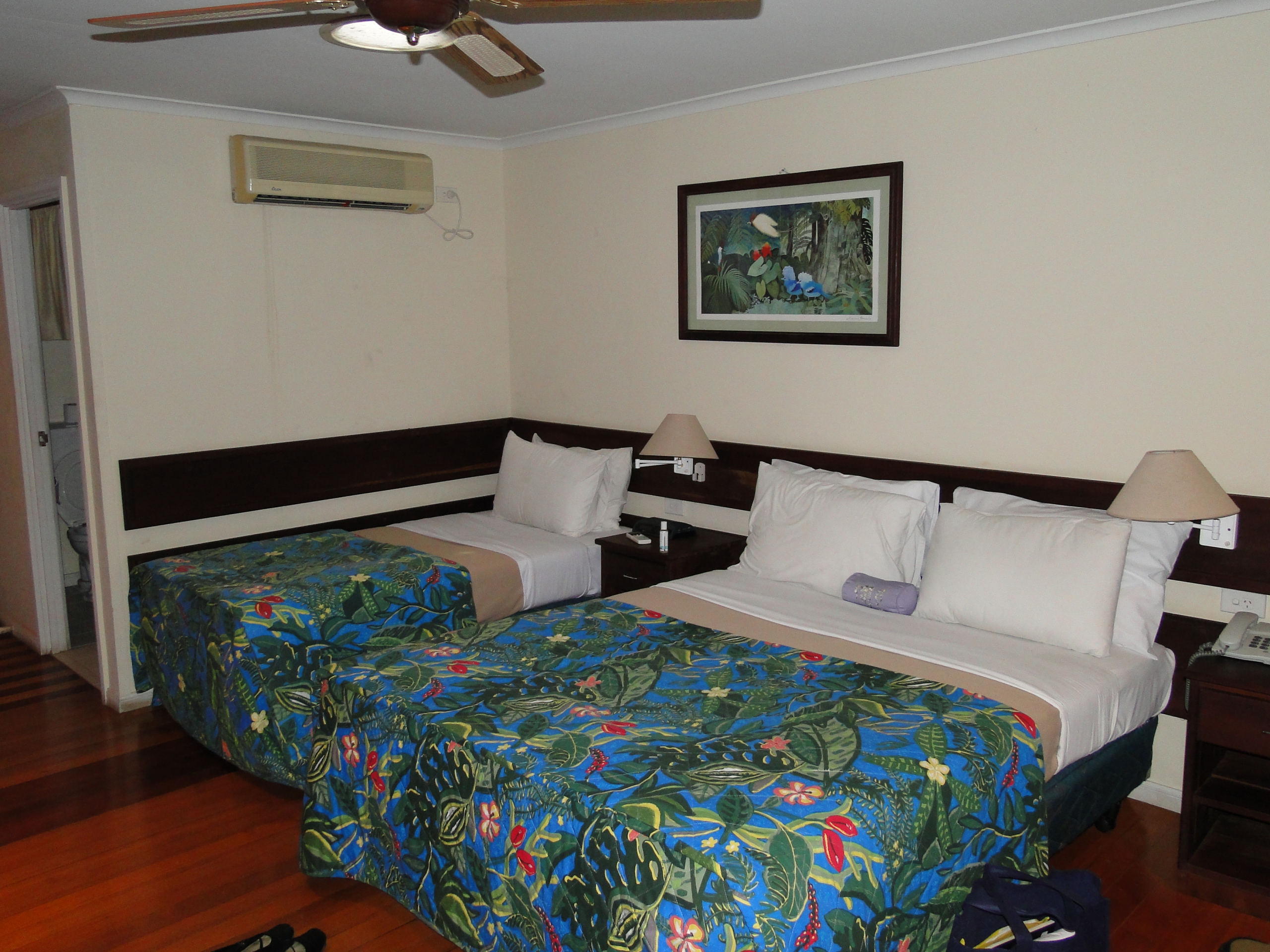Madang Resort Deluxe Room