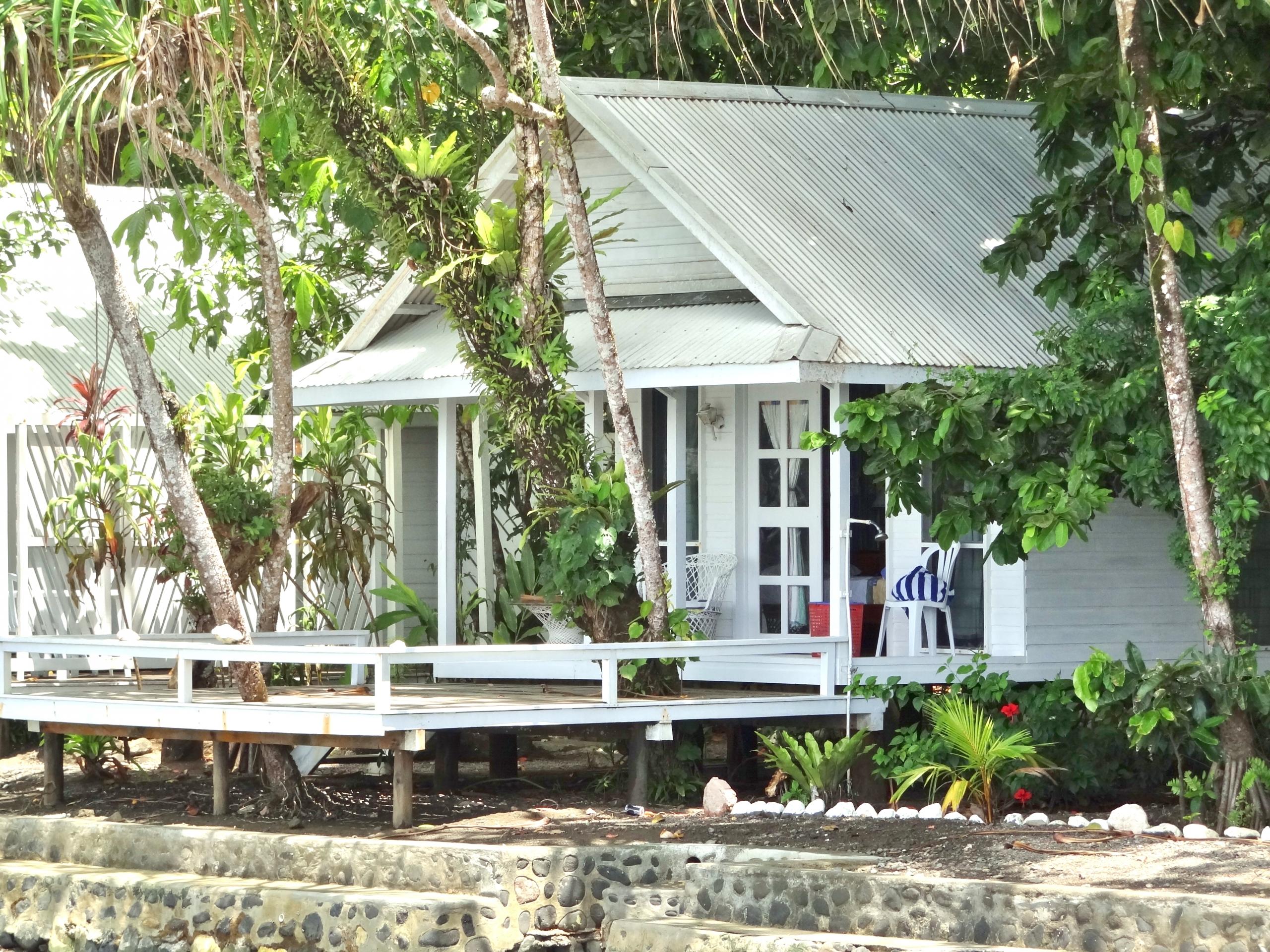 Driftwood Resort Waterfront Bungalow