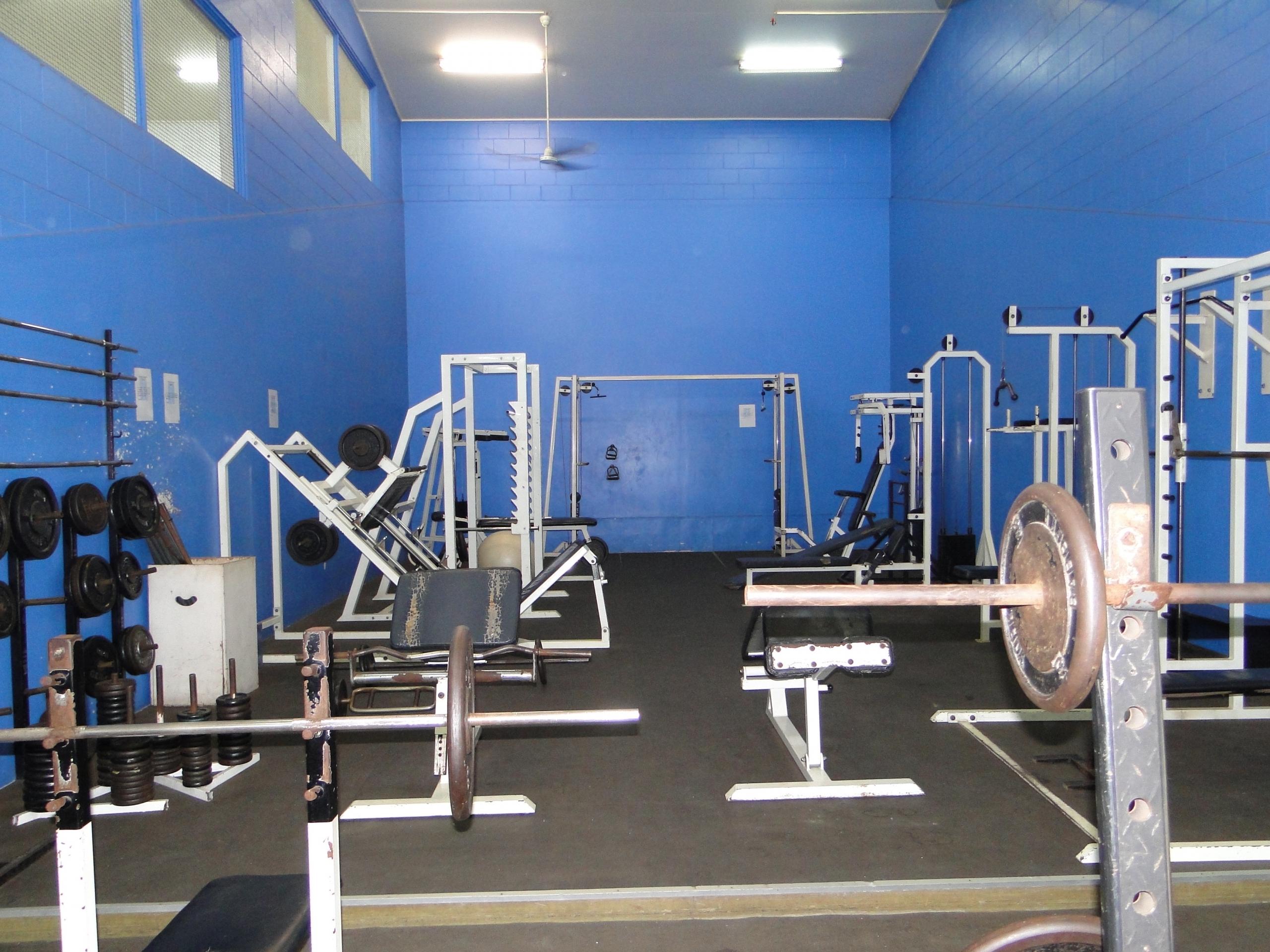 Holiday Inn Gymnasium