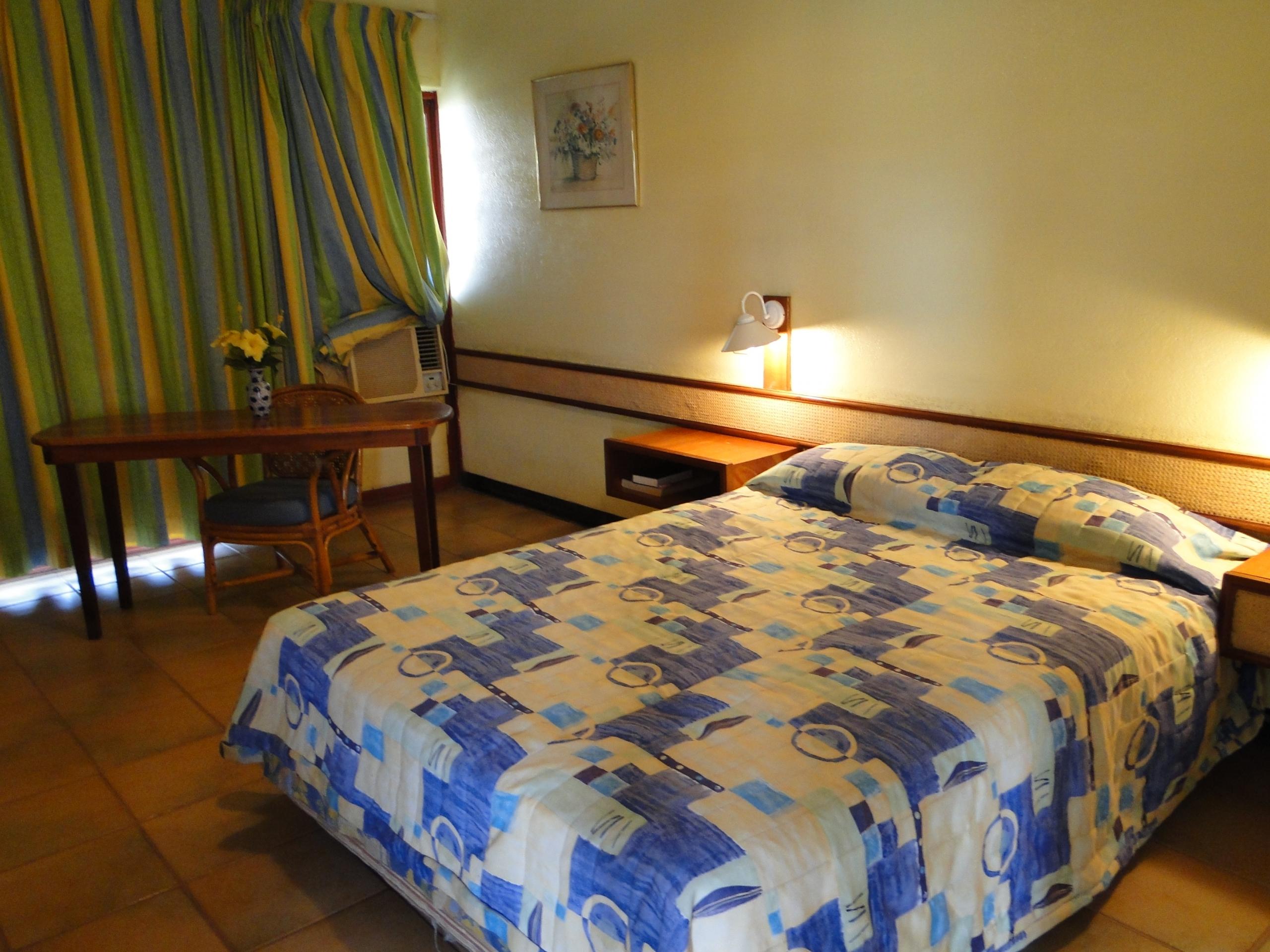 Rabaul Hotel Room