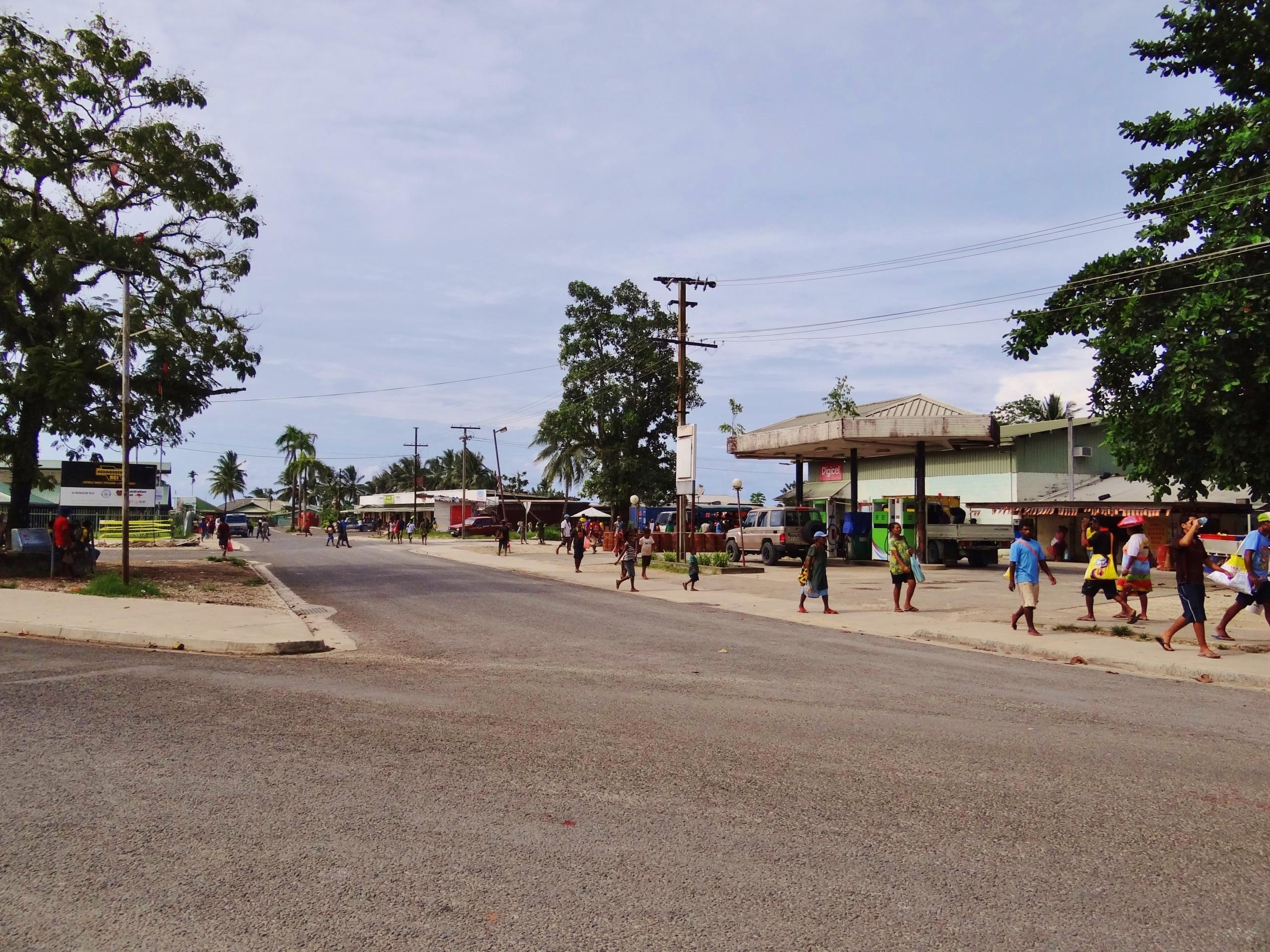 Lorengau Town - (C) PNG Holidays